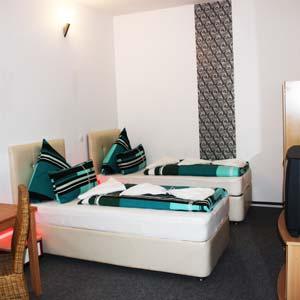 Zweibettzimmer Günzburg