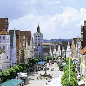 Pension in Günzburg
